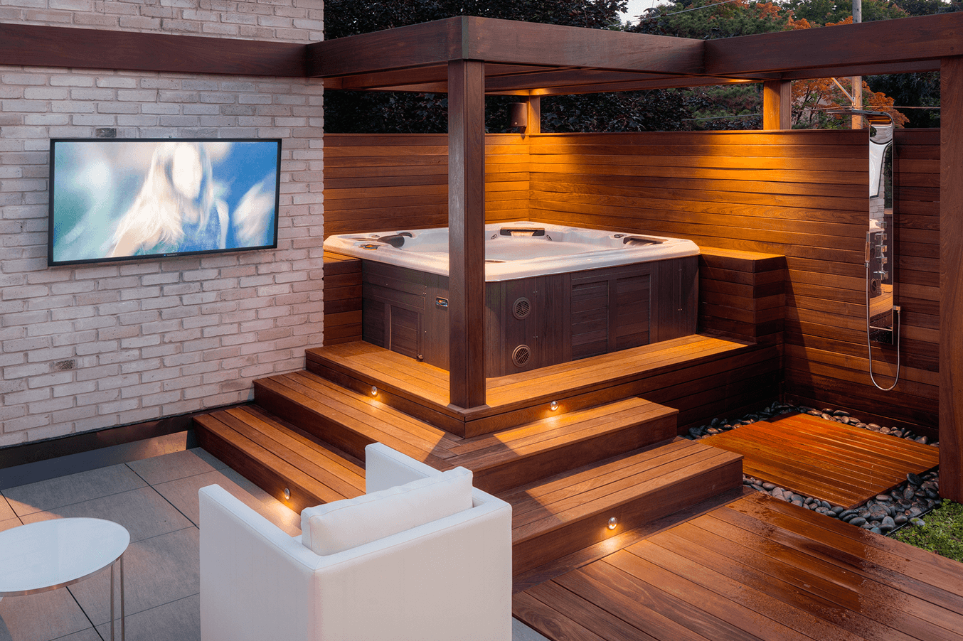 Budowa saun - realizacje