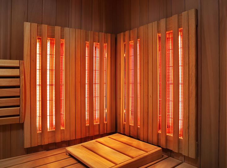 sauny wolnostojące